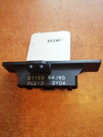 Kachelweerstand Nissan Primera Wagon W10 27150-64J60