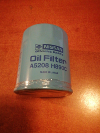 Motoroliefilter Nissan A5208-H890C