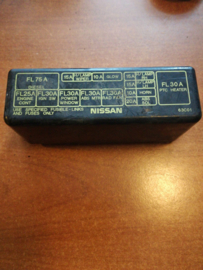 Afdekkap relais Nissan Sunny N14 24382-63C01
