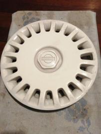 Sierdop 14 inch wit Nissan 100NX B13 40315-57Y18