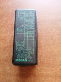 Afdekkap zekeringenkast Nissan Almera N15 24382-1N001