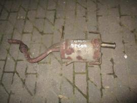 Achterdemper Nissan Micra K11 20100-5F600