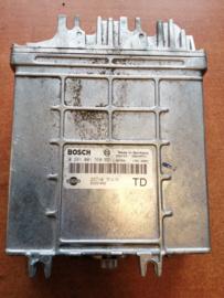Computer/ECU TD27 Nissan 23710-7F406 (23710-7F410)