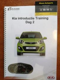 Kia introductie training Dag 2 Kia Picanto