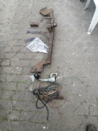Trekhaak Nissan 100NX B13 KE500-70Y16
