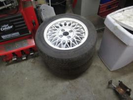 14 inch 185/65R14 Melber velgen Micra K11, 100NX, Sunny, Almera N15