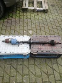 Aandrijfas rechtsvoor Nissan Almera N15 GA14DE 39100-1N000