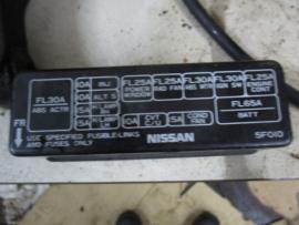 Afdekkap relais Nissan Micra K11 24382-5F010