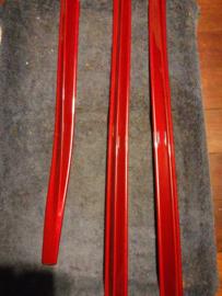 Rode sierlijstenset Nissan Juke F15 (Incompl) KE760-1KA00RD