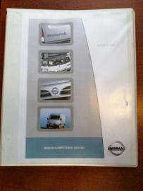 Cursusboek ''Elektrisch schema lezen '' Nissan Interstar X70