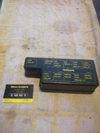 Afdekkap relaiskast Nissan Bluebird T12/T72 25239-D3612