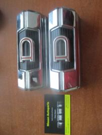 Embleem radiatorgrille Datsun Sunny B310 62392-H8501