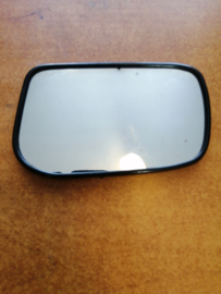 Spiegelglas links Nissan Sunny Wagon Y10 96366-73R00 (3666) (R1400) Gebruikt