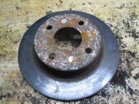 Remschijf vooras Nissan Micra K11 40206-5F001