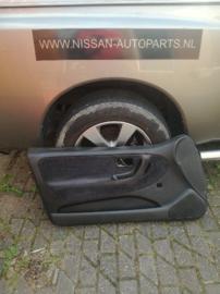 Deurpaneel Nissan 100NX B13. Links. 80901-67Y03