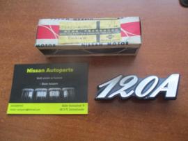 Embleem 120A Datsun Cherry E10 120A 78802-M4805