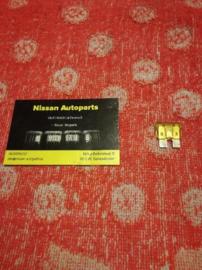 Steekzekering 20A geel Nissan 08941-22000