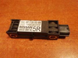 Airbagsensor rechts Nissan Almera N16 98830-BM740