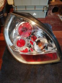 Tuning achterlichten Nissan Almera N16