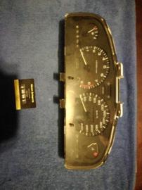 Kilometerteller/cockpit Nissan 100NX GTI 24810-70Y16