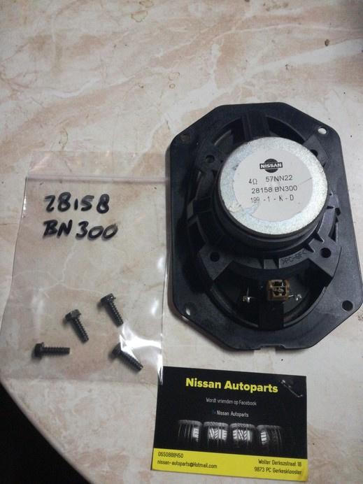 Achterste Speaker Nissan Almera N16    Almera Tino V10