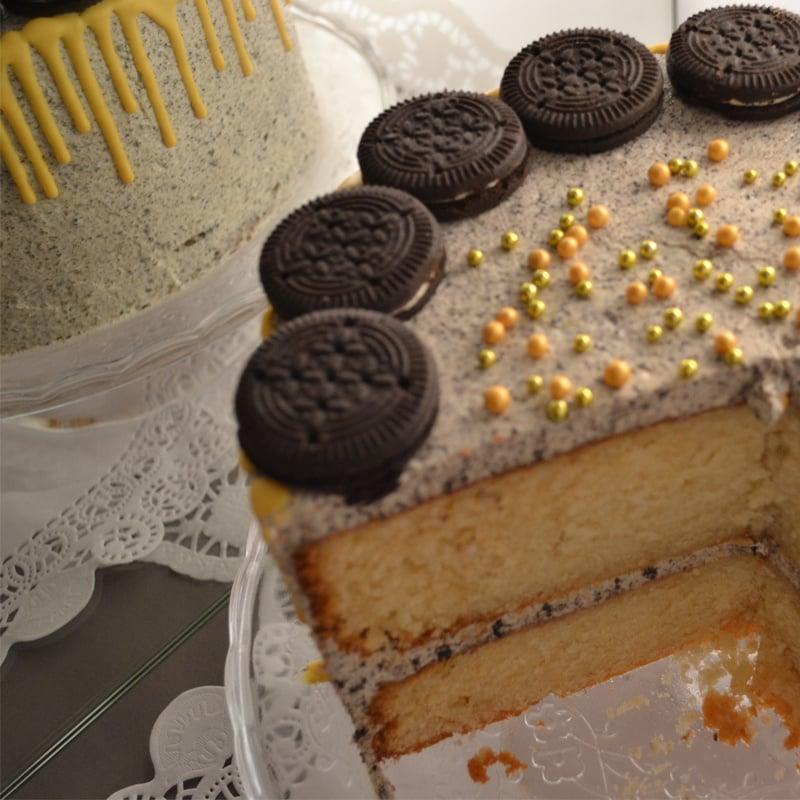 Wonderbaarlijk Oreo drip cake | TAART BESTELLEN | *** WD-32