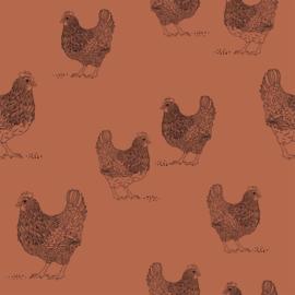 Sweat Chicken