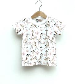 T-shirt Baby Giraf
