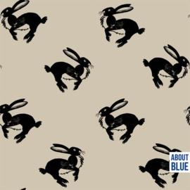 French Terry - Run Bunny Run