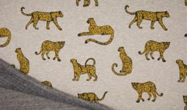 Happy Fleece Leopard