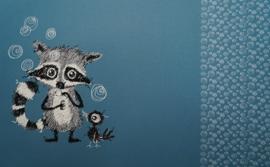 Paneelstof - Wasbeer