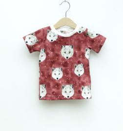 T-shirt  Poolvosje