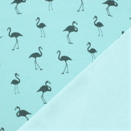 Sweatstof Flamingo Mint