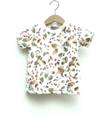 T-shirt Abstract Leaves