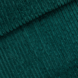 Corduroy - Brede Rib - Ponderosa Green