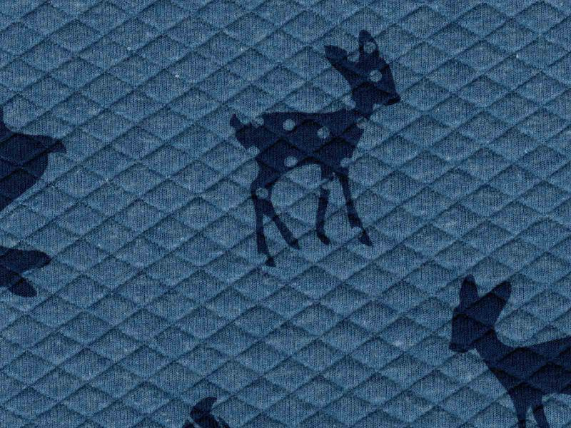 Jacquard Quilted Bambi