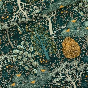 Oriental Garden - Viscose Rayon - Green Gables