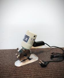Stof/Kleding/Textiel snijmachine 90mm