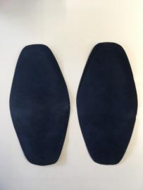 elbow patches blue color 1 set