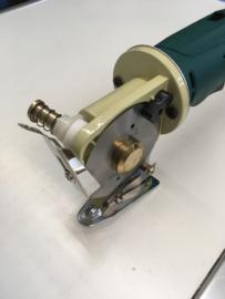 Stof kleding snijmachine 70mm werkt op ACCU (Inclusief kleine accu 2000mah)