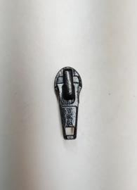 YKK waterdichte rits runner zipper nr 5 zwart