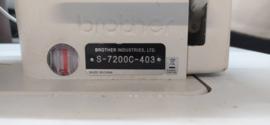 Industriele Brother naaimachine  S7200c-403