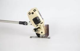 110mm stofsnijmachine op snij-rail!!!