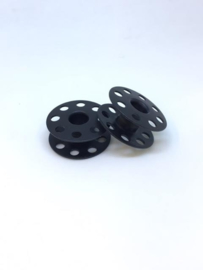 Zwarte Naaimachine Spoeltjes