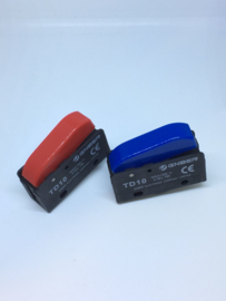 iron button for Comel and Pratika