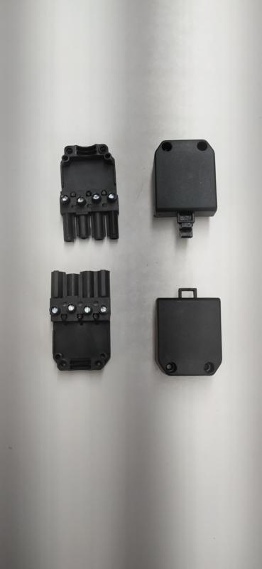 Onderdeel strijkijzer op ketel aansluiting model 2