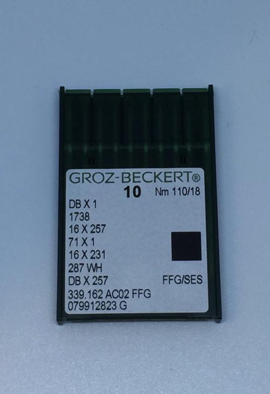 Groz-beckert  DB 18 Zilver