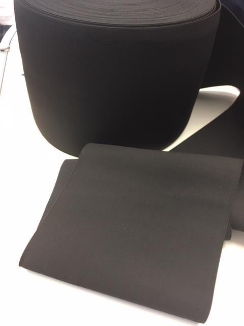 elastiek per 1 meter 20cm breed