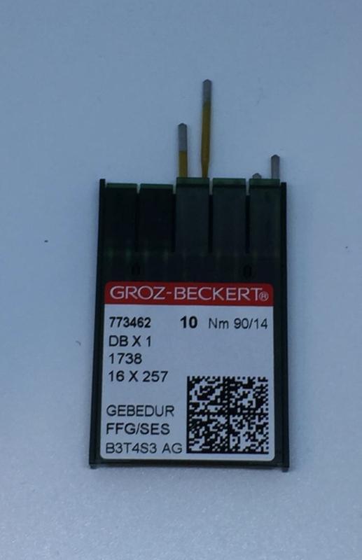 Groz-beckert  DB 14 Goud