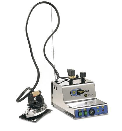Vaporino inox maxi strijkijzer stoomstrijkijzer 2,8 liter